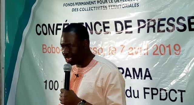 Fonds permanent pour le développement des collectivités territoriales: Le DG fait le bilan de ses 100 premiers jours