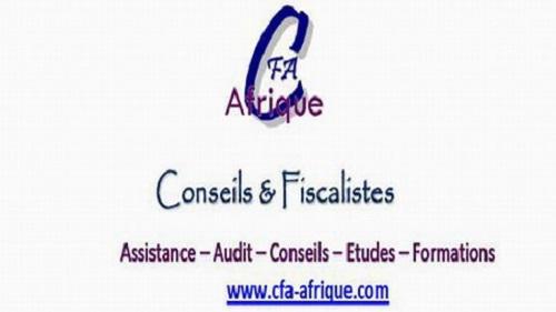 Le cabinet CFA-Afrique organise des journées d'études sur: «la fiscalité des opérations de groupes de sociétés: le régime des prix de transfert»