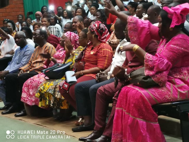 Journée de la femme leader politique du RFLP: Le ministre Bachir Ismaël Ouédraogo invite les femmes à «quitter la timidité suicidaire»