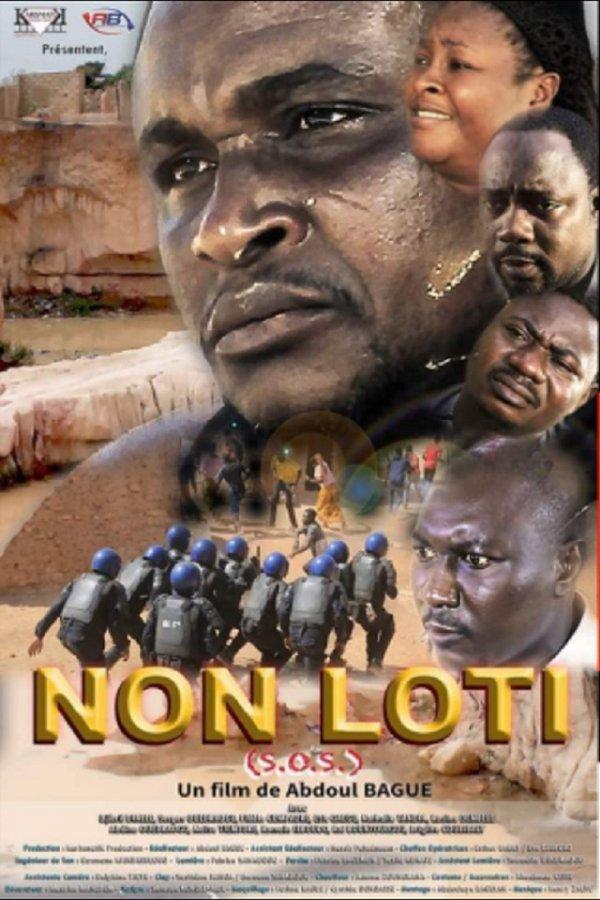 Cinéma: Sortie officielle du film «Non loti» de Abdoul Karim Bagué