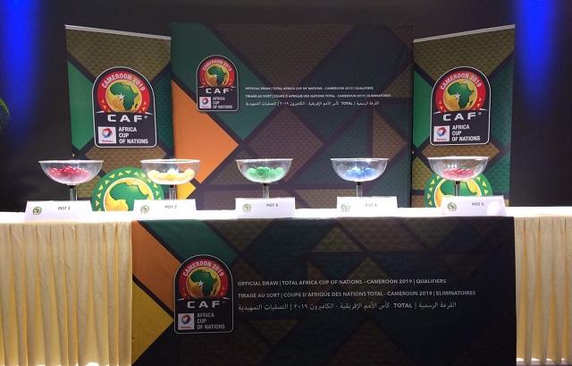 Tirage au sort de la CAN 2019: La composition des groupes