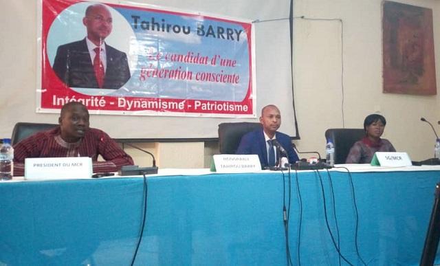 Vie politique: Tahirou Barry candidat à la présidentielle de 2020