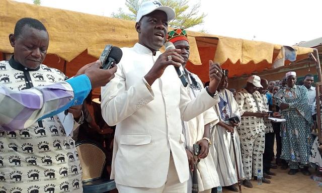 Région du Nord: Gilbert Noël Ouédraogo galvanise ses troupes