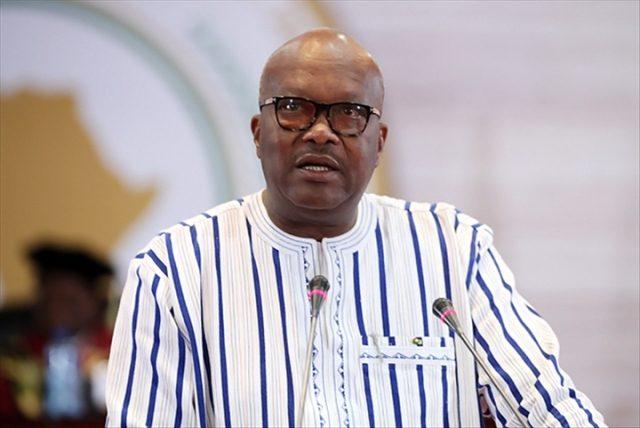Burkina: Le président Kaboré a pris acte de la correspondance et de la disponibilité de Blaise Compaoré