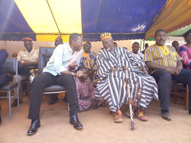 Lycée municipal Bambata: Alassane Bala Sakandé parraine la Journée de solidarité