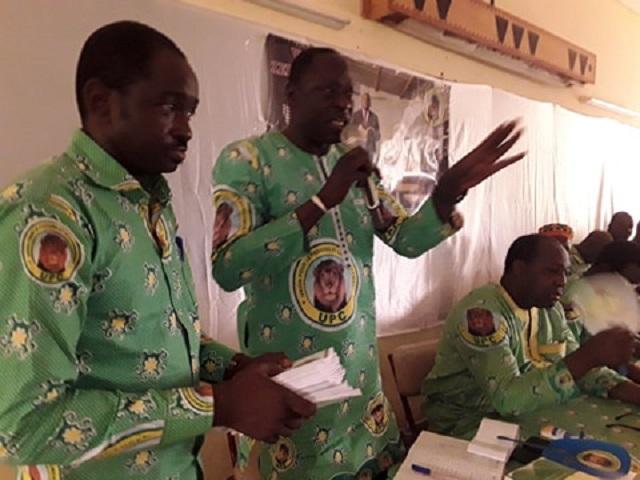 Kossi: L'UPC dément toute démission dans ses rangs