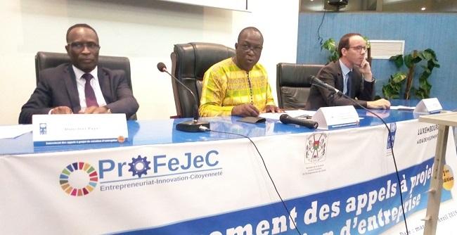 Entrepreneuriat au Burkina: Le PNUD soutient des projets innovants de jeunes et femmes