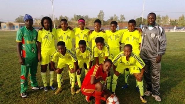 Football féminin: Treize clubs à la conquête de la coupe du Faso