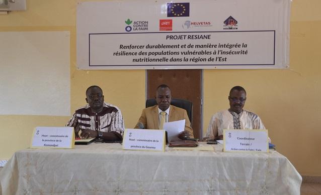 Femme et Foncier dans la région de l'Est: Le RESIANE milite pour l'accès sécurisé des femmes au foncier