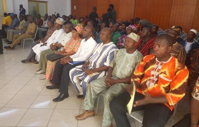 Bobo-Dioulasso: Le ministre Paul Robert Tiendrébéogo rencontre les communautés africaines