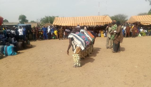 Ouargaye: La communauté yaana ne veut pas perdre sa culture