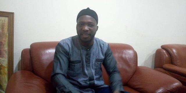 Moumouni Pograwa, leader de la diaspora: «Roch Kaboré a juré qu'il va protéger la vie des Burkinabè et défendre l'intégrité du territoire»