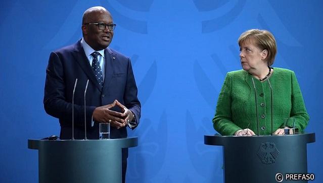 Burkina Faso: Angela Merkel en visite à Ouagadougou les 1er et 2 mai 2019