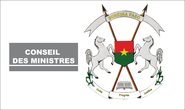 Compte rendu du Conseil des ministres du mercredi 24 avril 2019