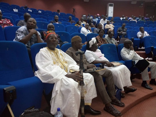 Assemblée nationale: Le HCRUN plaide pour  la réconciliation nationale