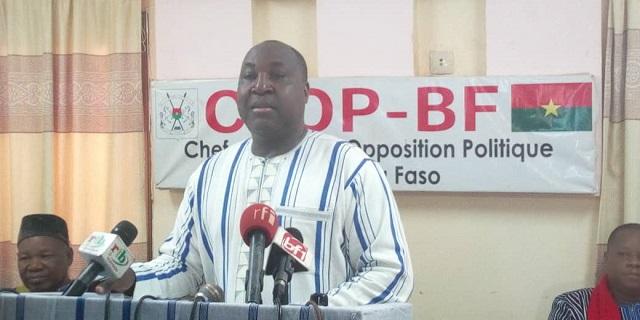 Affaire négociations avec les terroristes: «Le rôle des ministres de la communication, c'est de faire des démentis», réagit Zéphirin Diabré