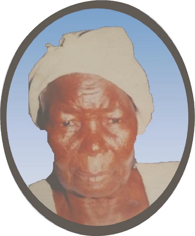 En Mémoire de Notre Très Chère Regrettée: MAMAN ZIDA / OUEDRAOGO RIM-NEEDA ANNE-MARIE