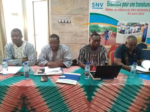 Programme PAC-MODHEM: Les acteurs satisfaits du bilan