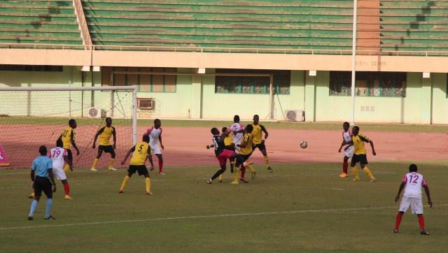 Coupe du Faso 2019: Saboteur et l'ASEC de Koudougou en demi-finales