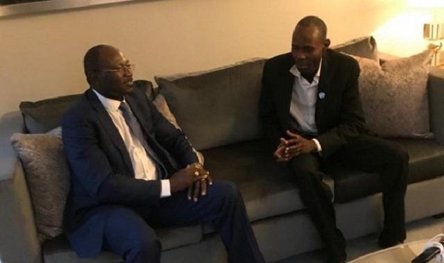 CDP/Canada: «Nous ne nous lasserons pas de mobiliser et d'œuvrer à la victoire du CDP en 2020», promet Marcel Yaméogo