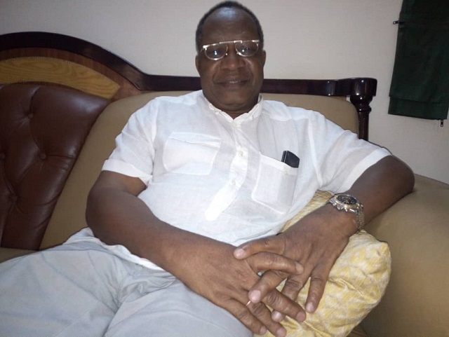 Politique: Lona Charles Ouattara, le «déconstructeur» du mythe Sankara