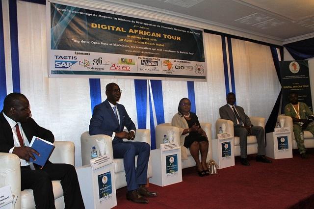 Digital: Le Burkina veut tirer parti des innovations