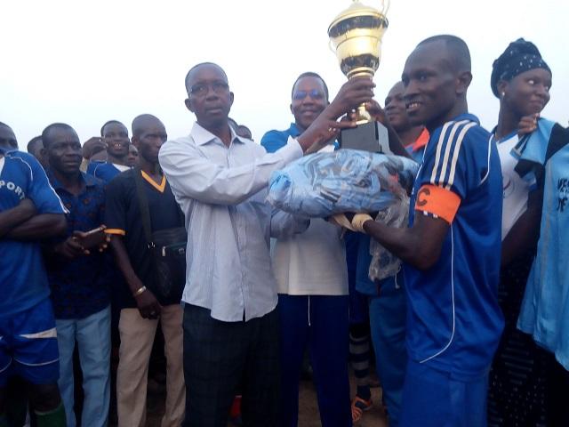 Nayala: Bonléa remporte le tournoi  de football de Koin