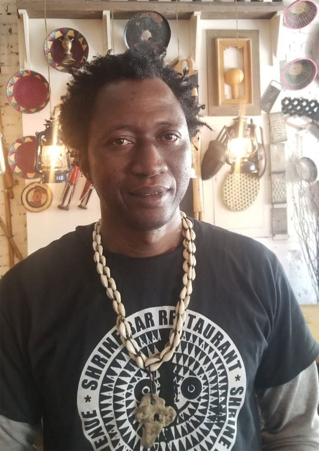 Abdel Kader Ouédraogo, un ambassadeur de la culture burkinabè à New York