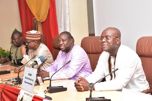 26e Journée de la liberté de la presse: «Le défi majeur est de préserver l'Etat de droit et le vivre-ensemble démocratique», déclare Boureima Ouédraogo