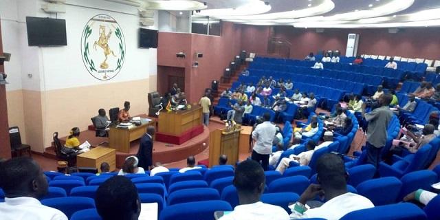 Assemblée nationale: Le déclassement de la forêt de Kua sur la table des débats