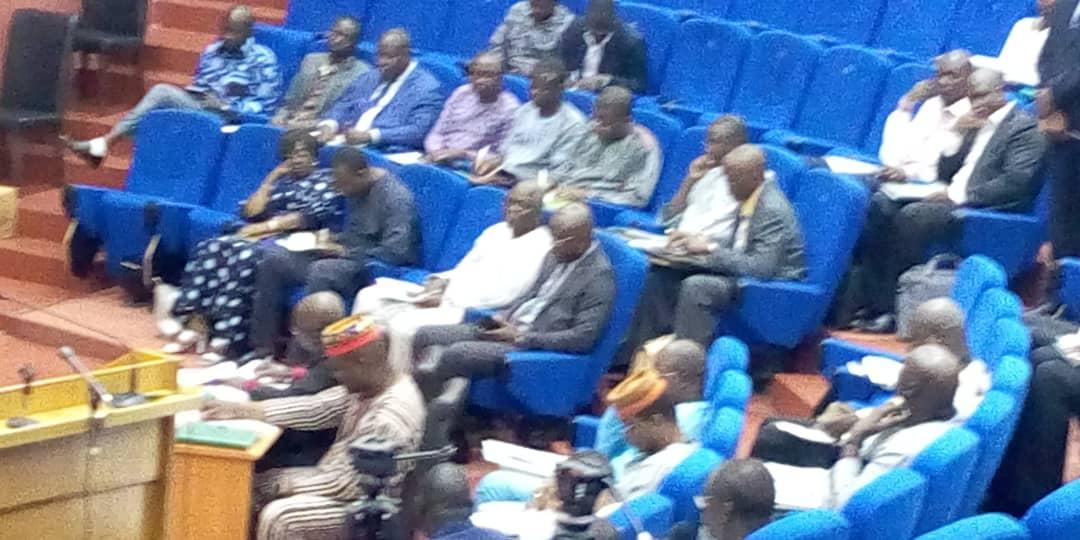 Assemblée nationale: Une plénière consacrée à l'énergie électrique et à l'enseignement supérieur