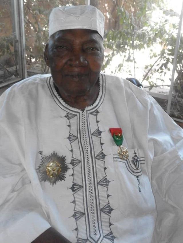 Décès du Colonel à la retraite, Barthélémy KOMBASRE: Remerciements