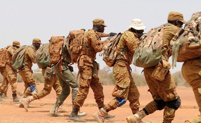 Libération d'otages: Une quinzaine de militaires burkinabè y ont pris part