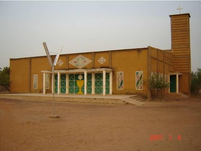 Six morts dans l'attaque d'une église à Dablo (nord) — Burkina