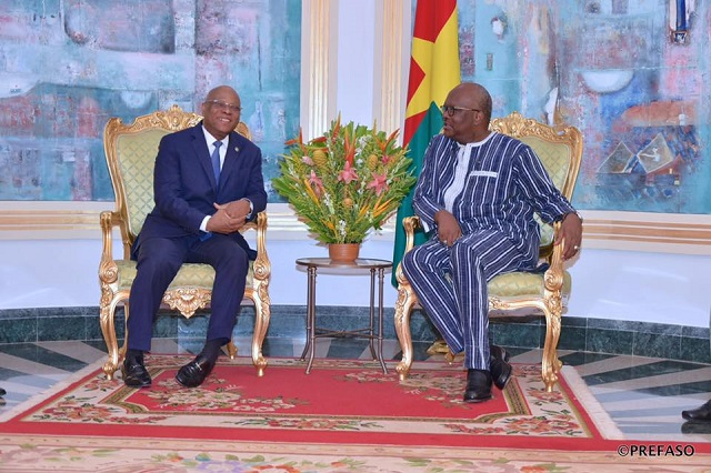Attaques terroristes au Burkina: La CEDEAO exprime sa solidarité