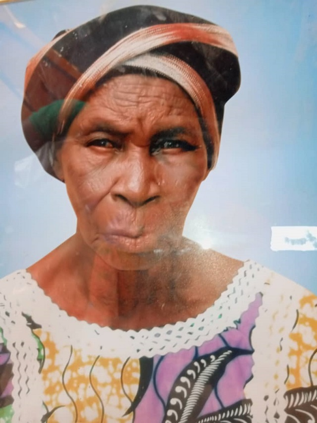 Décès de MmeSAM née BONKOUNGOU Raguenenaaba Madeleine: Faire part