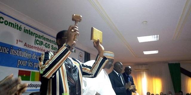 CIP-G5 Sahel: Alassane Bala Sakandé tient le bâton de commandement