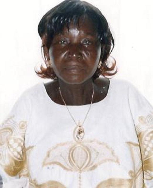 Décès de Madame OUÉDRAOGO née SAWADOGO Koudoupoko Catherine: Remerciements et faire part