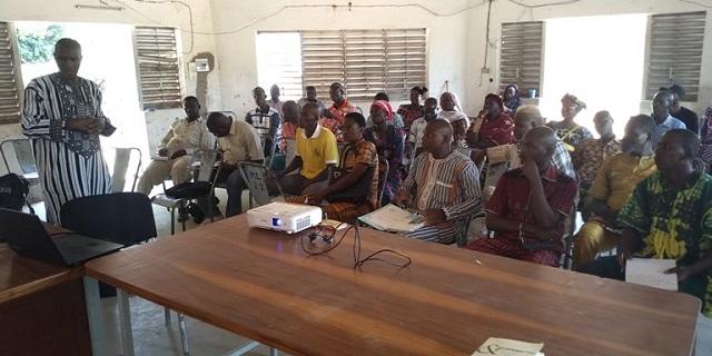 Commune de Loropéni: Le CGD outille les acteurs locaux en communication municipale
