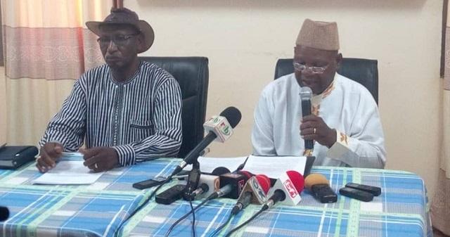 Opposition politique: «La situation de crise sécuritaire appelle au renforcement de la tolérance et du vivre-ensemble»