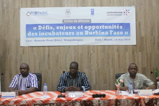 Entreprenariat  au Burkina: Une rencontre pour relever  les défis des structures d'encadrement