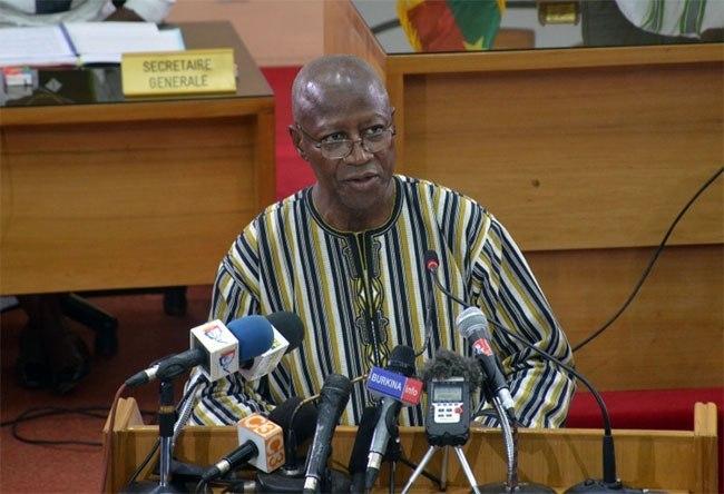 Situation nationale: Christophe Dabiré attendu à l'assemblée nationale ce jeudi