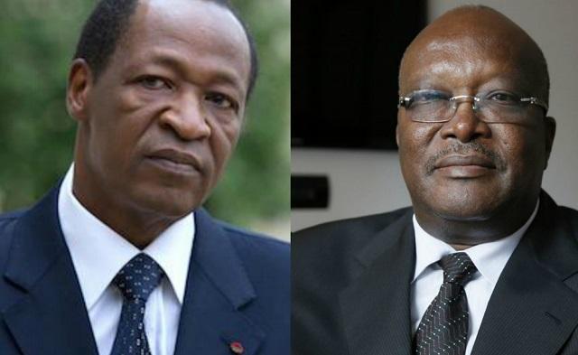 COMPAORE - KABORE: De l'humilité en politique