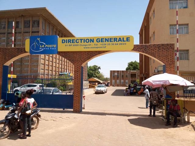 Crise à la Poste Burkina Faso: Le service minimum sera assuré ce samedi 18 mai