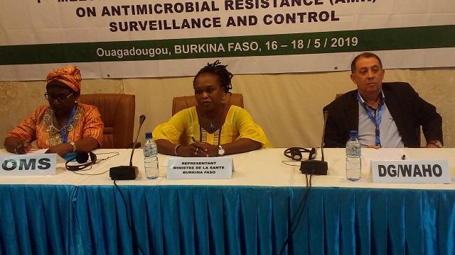 Organisation ouest-africaine de la santé: Vers la mise en place d'un observatoire régional sur la résistance antimicrobienne