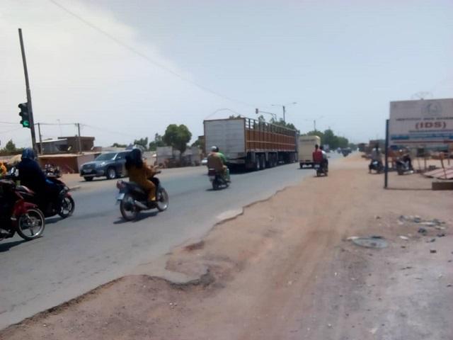 Circulation des poids lourds à Ouagadougou: En attendant l'application effective de la loi…
