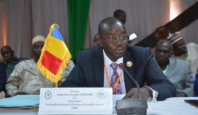 Lutte contre le terrorisme: Le député tchadien Théophile Yombombé  loue la résilience du peuple burkinabè