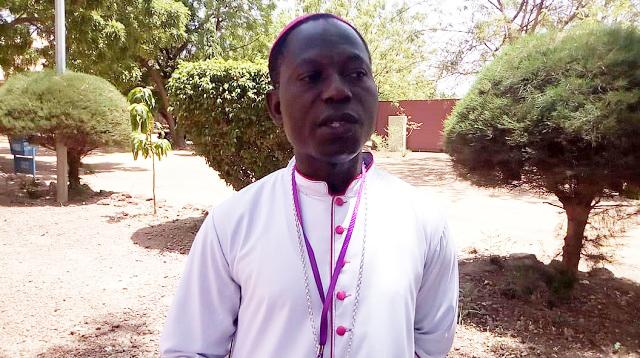 Dablo: «Il faut prier pour ceux qui nous tuent», recommande Mgr Théophile Naré, évêque de Kaya
