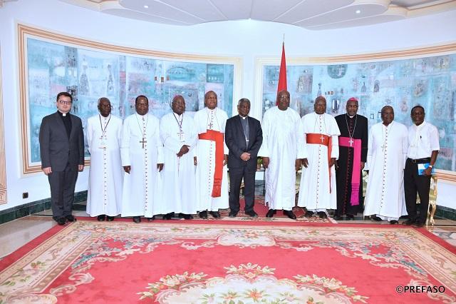 Présidence du Faso: L'ambassadeur d'Autriche  fait ses adieux au Burkina