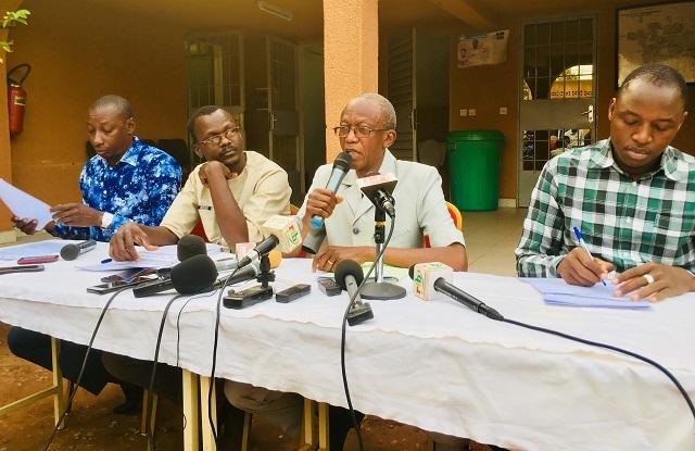 Burkina: Le MBDHP appelle les populations à s'organiser contre l'hydre terroriste